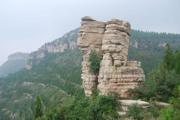 Daorenshan Mountain in Longyang District, Baoshan