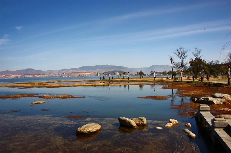 Erhaiyue Wetland Park in Dali City-02