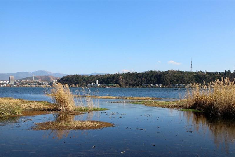 Erhaiyue Wetland Park in Dali City-06