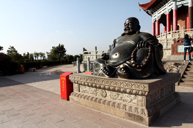 Futa Pagoda Park in Chuxiong City