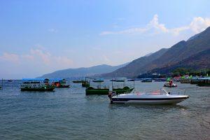 Fuxian Lake,Yuxi