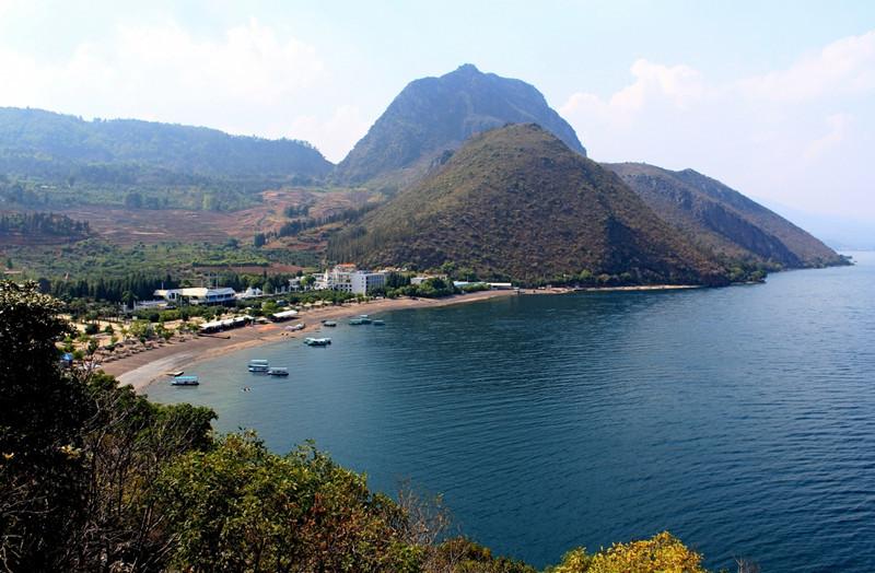 Fuxian Lake, Yuxi