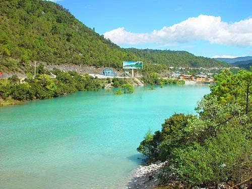 Gandong Park in Gengma County, Lincang
