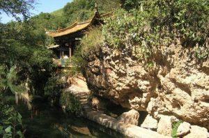 Hiamen Park in Jiangchuan County, Yuxi