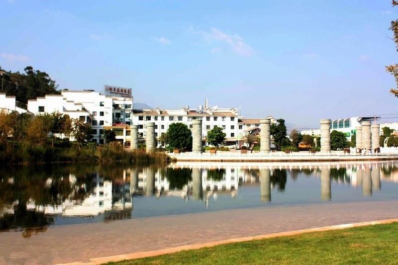 Longquan River in Yimen County, Yuxi