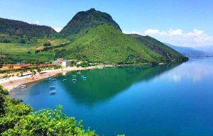 Luchong Scenic Area of Fuxian Lake, Yuxi