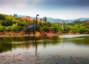 Lufeng World Dinosaur Valley Park, Chuxiong