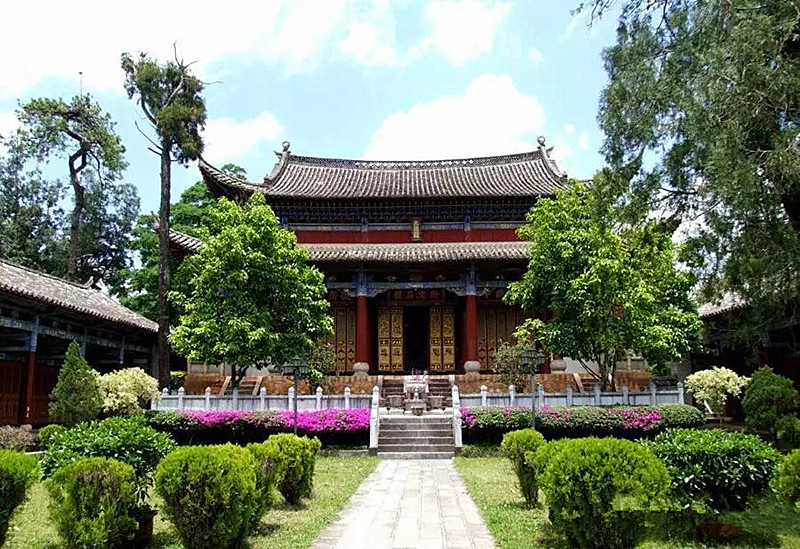 Mojiang Confucius Temple, Puer