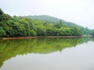 Mopanshan National Forest Park in Xinping County, Yuxi