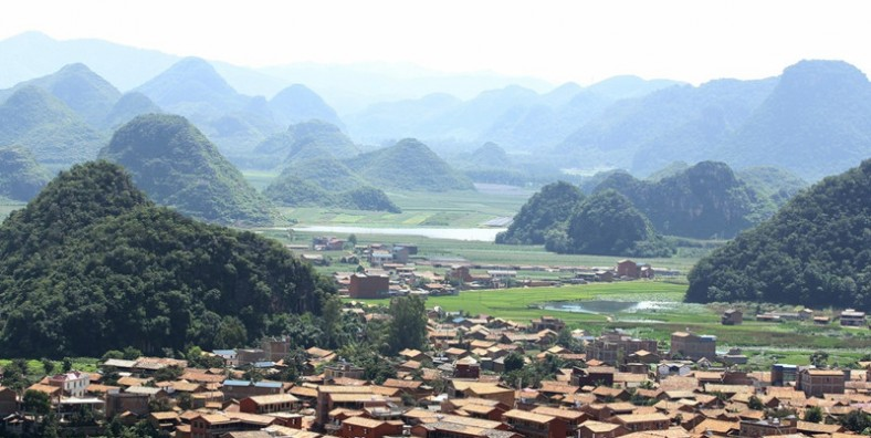 6 Days Yunnan Ancient Villages Tour with Puzhehei Scenic Area and Bamei Xanadu Village