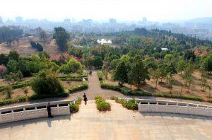 Ten-Month Solar Calendar Park, Chuxiong