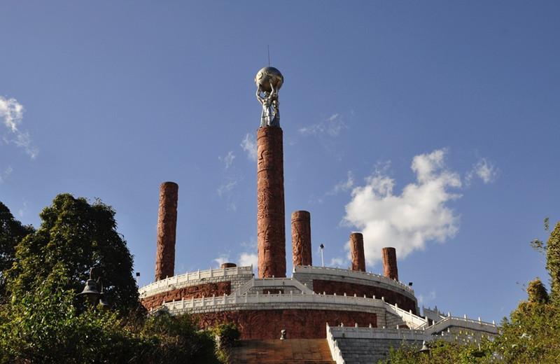 Ten-Month Solar Calendar Park in Chuxiong