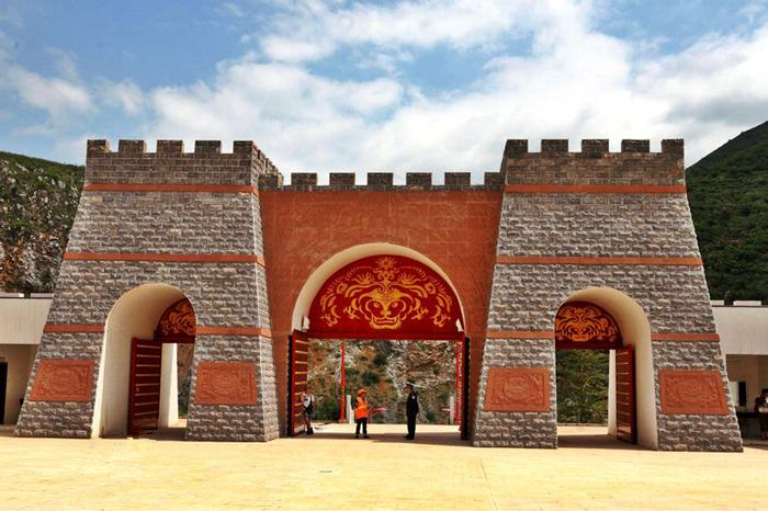 The Grape Well in Zhaotong City