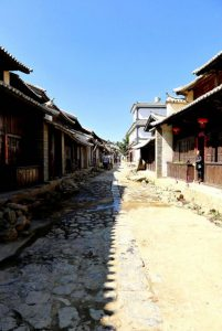 The Stories of Ancient Tea Horse Road, Burma Road and Hump Airline in Yunnanyi Old Town