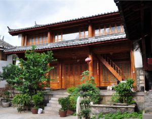Trip to Baisha Old Town and Former Residence of Shali in Lijiang