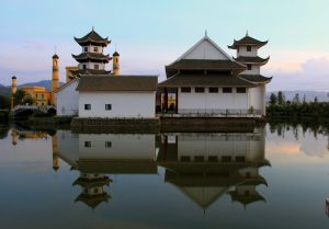 Tuogu Mosque in Ludian County, Zhaotong