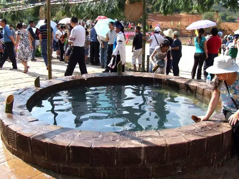 Twins Culture Garden in Mojiang County, Puer