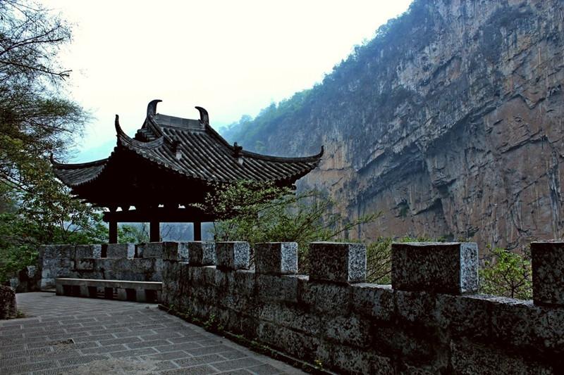 Wuchi Ancient Road between Yunnan and Sichuan
