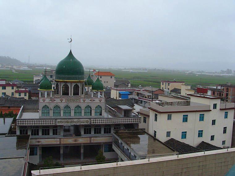 Xiahuicun Mosque in Tonghai County, Yuxi
