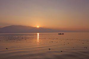 Xingyun Lake in Jiangchuan County