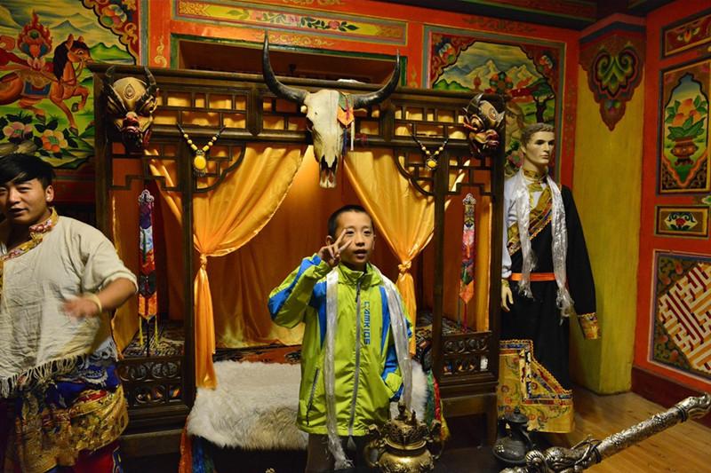Zhaya Chieftain Manor in Shangri-La, Diqing