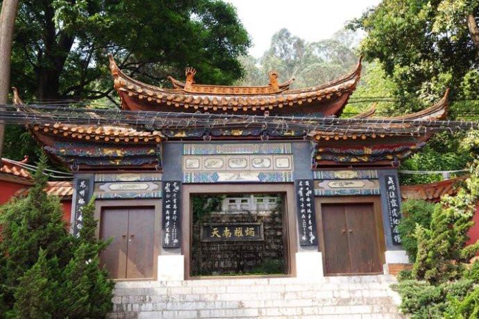Ancestral Temple of Yang Shengan in Kunming-03