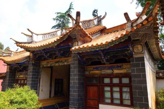Ancestral Temple of Yang Shengan in Kunming-04