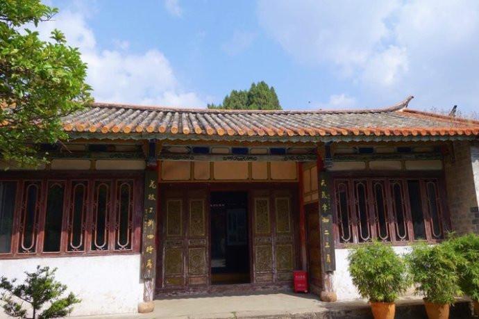 Ancestral Temple of Yang Shengan in Kunming-05