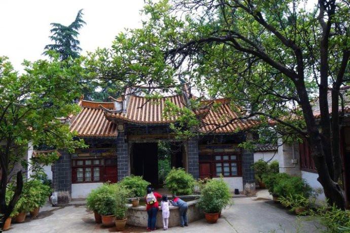 Ancestral Temple of Yang Shengan in Kunming-07