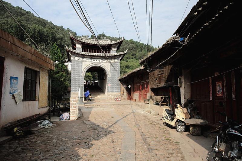 Ancient Roads in Yangbi County, Dali