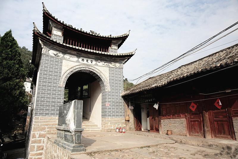 Ancient Roads in Yangbi County, Dali-04
