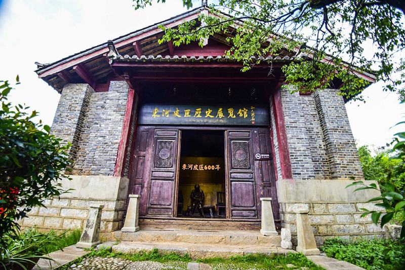 Ancient Tea Horse Road Museum (Dajuegong Palce) in Lijiang-10