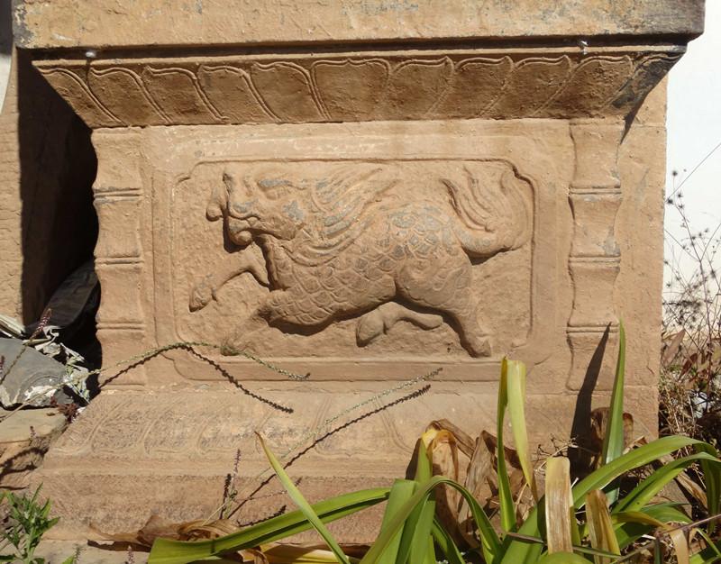 Ancient Tombs of Yingpan Village in Yongsheng County, Lijiang
