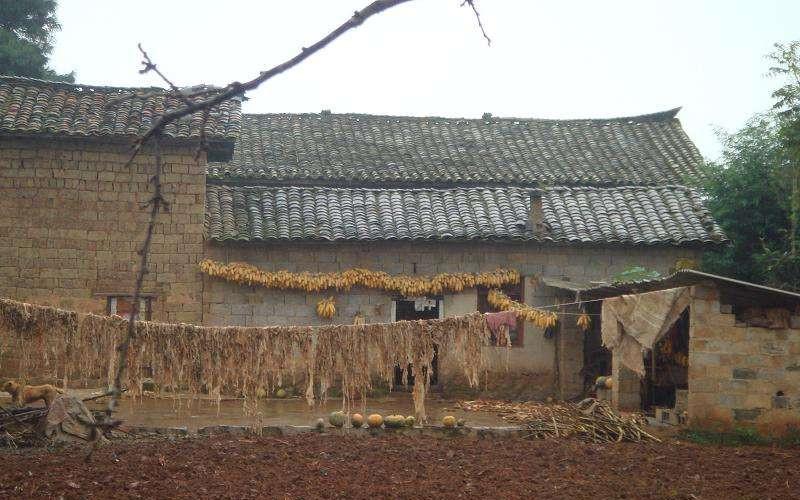 Anding Village of Yinyuan Town in Yuanjiang County, Yuxi