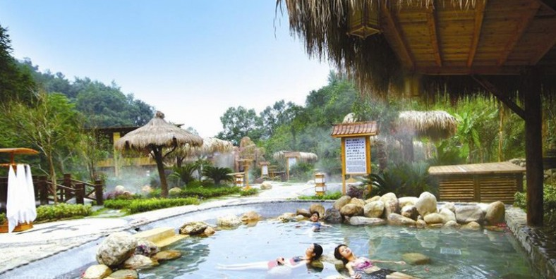 1 Day Anning City Hot Spring Tour
