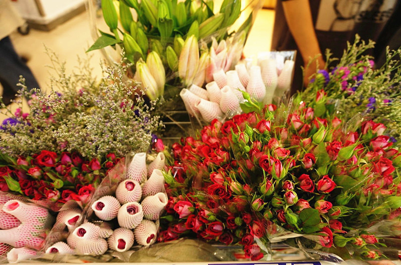 The Flowers and Birds Markets List in Kunming