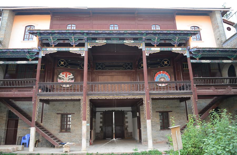 Baofenglong Shop in Gejiu City, Honghe