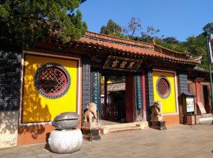 Black Dragon Pool in Kunming