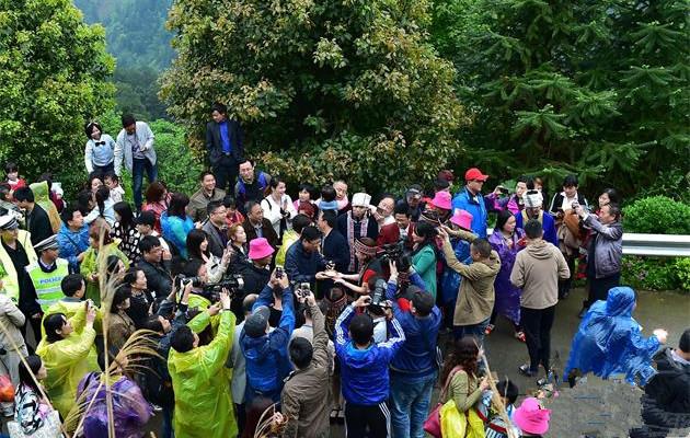 Chuanfang Lisu and Dai Ethnic Town of Huaping County in Lijiang