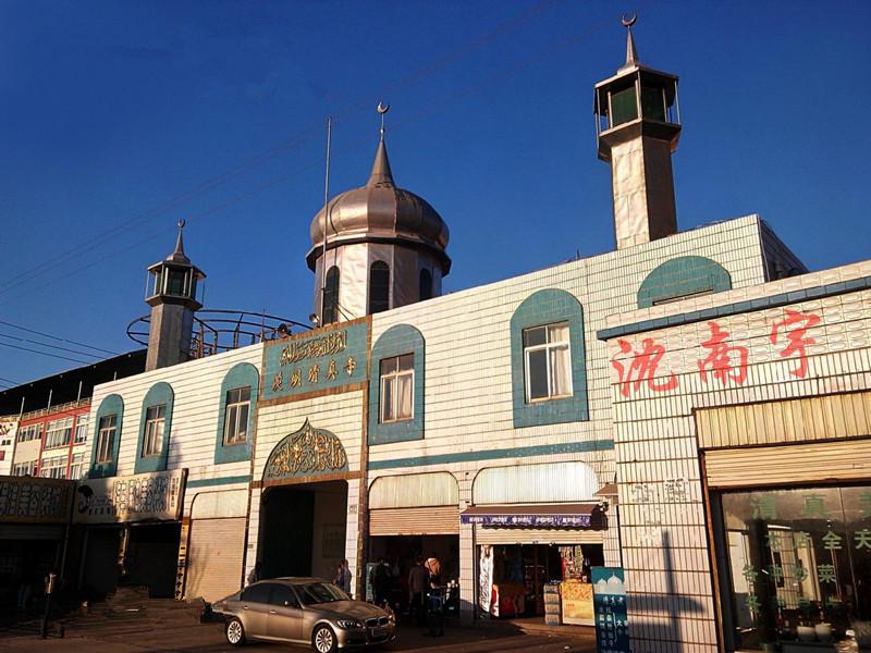 Ciba Mosque in Kunming