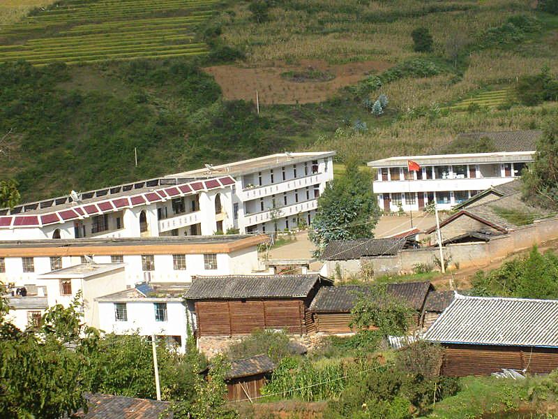 Cuiyu Lisu and Pumi Ethnic Town of Ninglang County in Lijiang-03