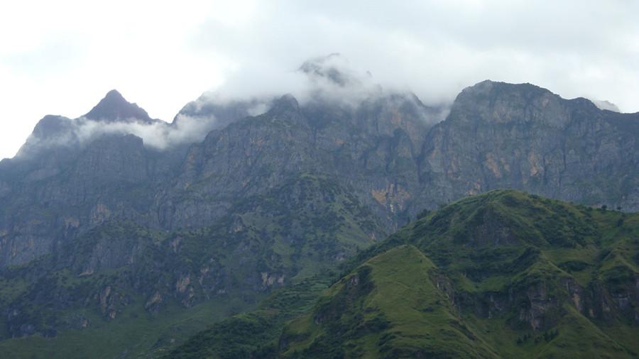 Dagu Niuzhai Mountain in Dongchuan District, Kunming-04