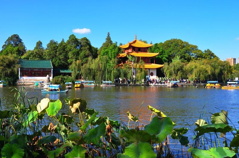 Daguan Pavilion Park, Kunming