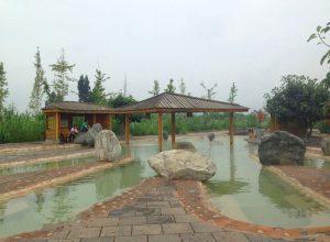 Dali Direguo Geothermal Paradise in Eryuan County, Dali