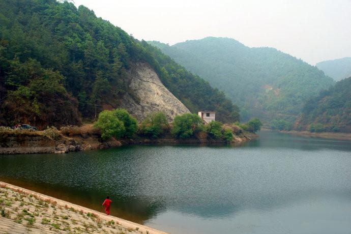 Dashitou Reservior in Songming County, Kunming-05