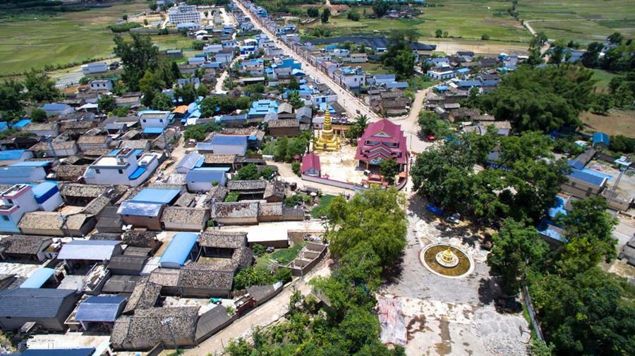 Dazhai Village of Mengnuo Town in Longling County, Baoshan