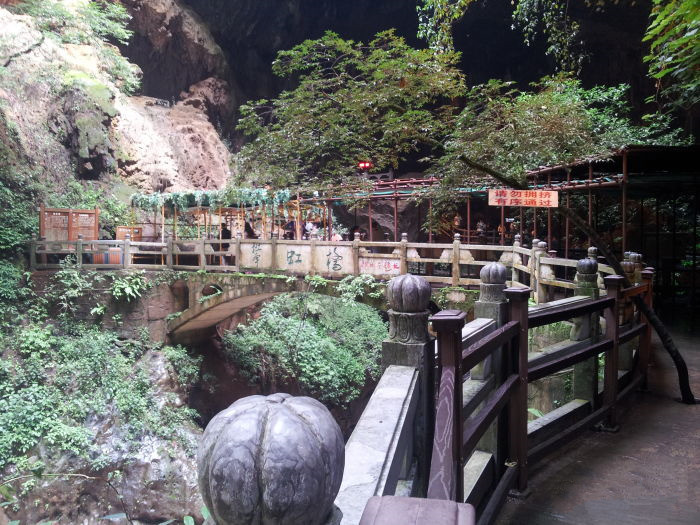 Diehongqiao Scenic Area in Yiliang County, Kunming-03