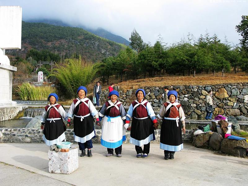 Dongba Gods Garden in Lijiang