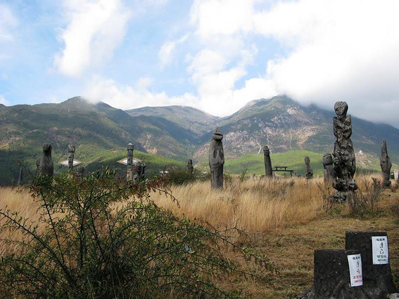 Dongba Gods Garden in Lijiang-04