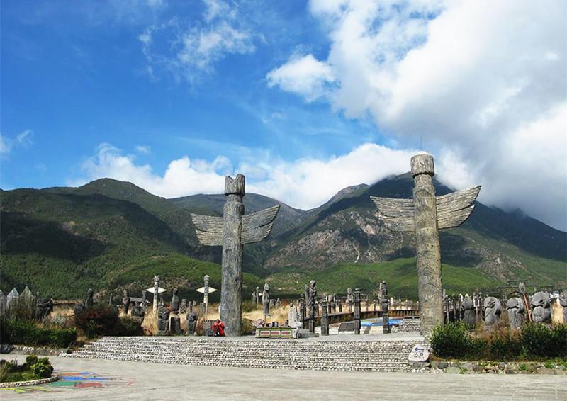 Dongba Gods Garden in Lijiang-06